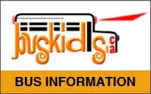 Buskids Bus Information