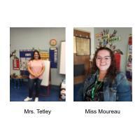 Mrs. Tetley & Miss Moreau