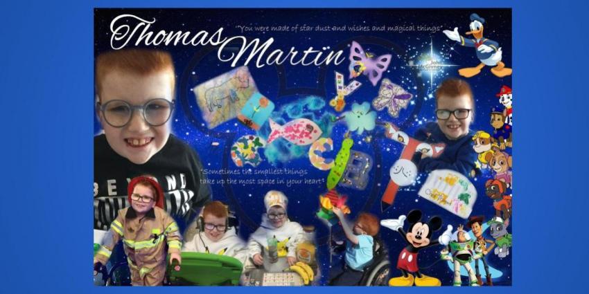 Thomas collage